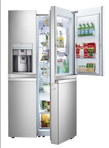 LG Door-in-Door Refrigerator - Bellanaija - September2014004