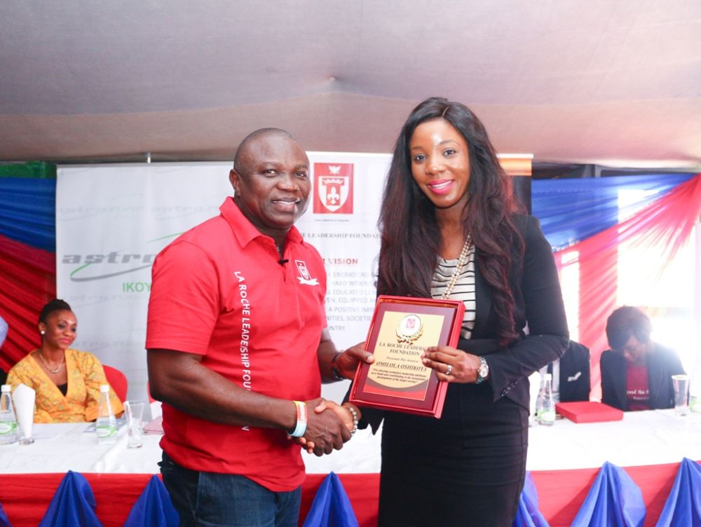 La Roche Leadership Foundation Event - Bellanaija - September2014008