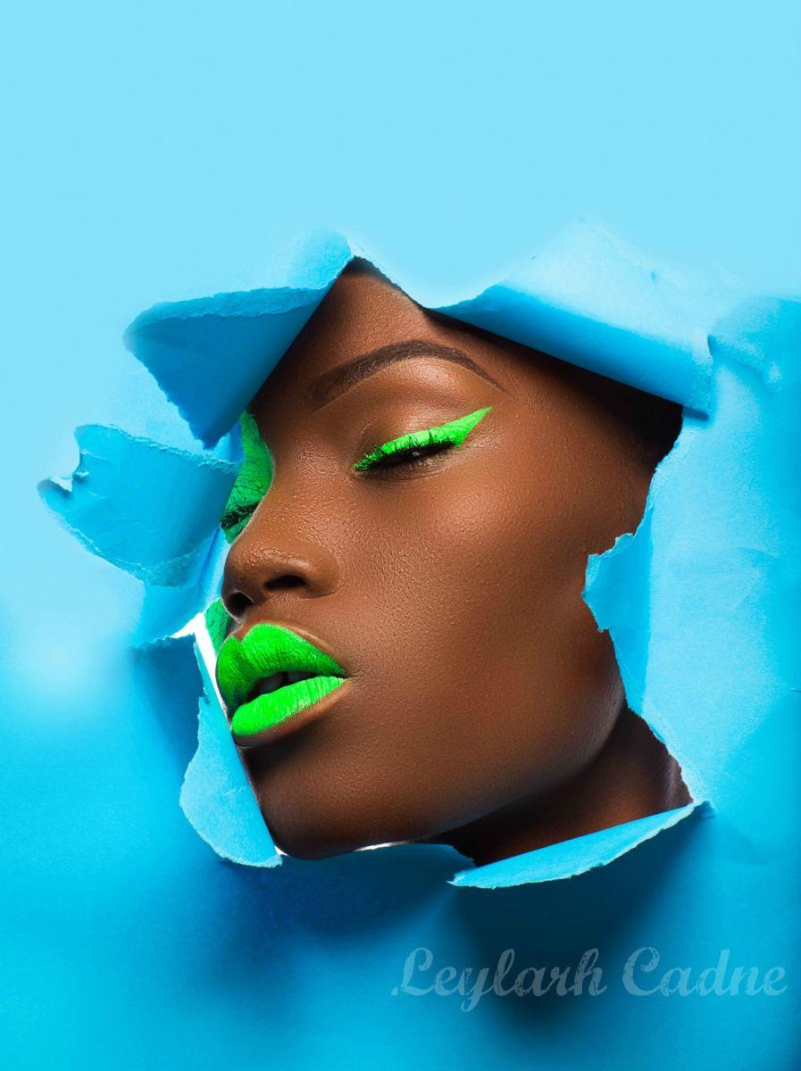 Laila Rahman Makeup Lookbook - Bellanaija - September2014003