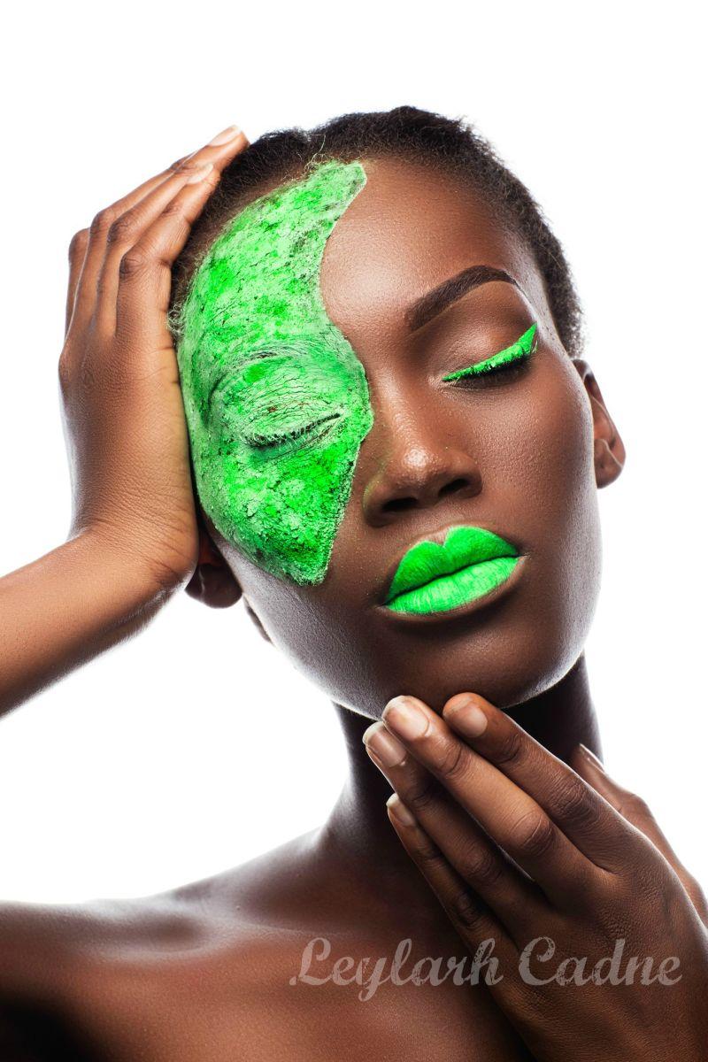 Laila Rahman Makeup Lookbook - Bellanaija - September2014004