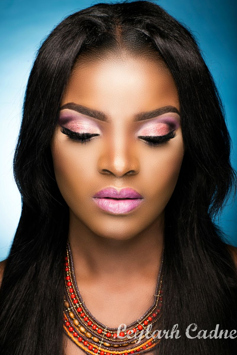 Laila Rahman Makeup Lookbook - Bellanaija - September2014005