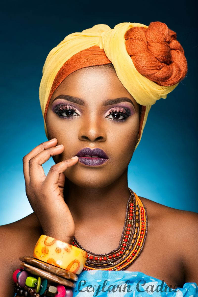 Laila Rahman Makeup Lookbook - Bellanaija - September2014006