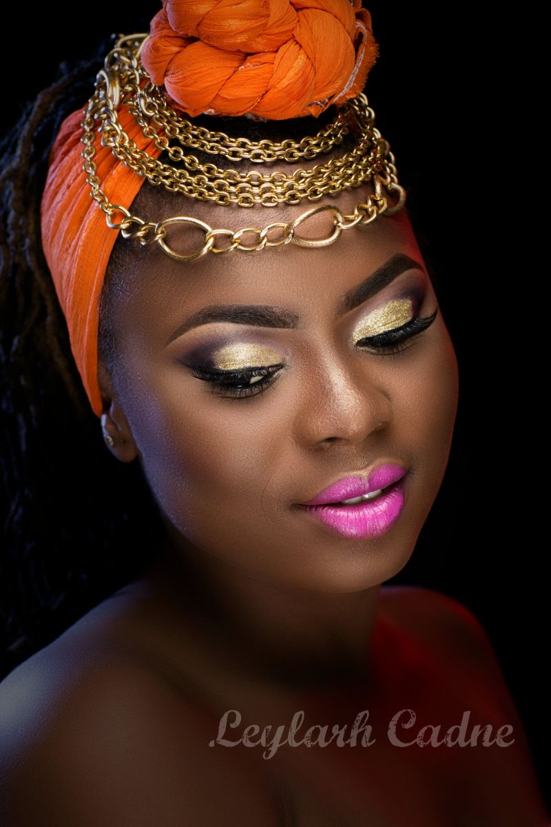 Laila Rahman Makeup Lookbook - Bellanaija - September2014007