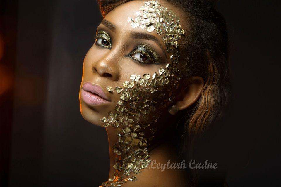 Laila Rahman Makeup Lookbook - Bellanaija - September2014016