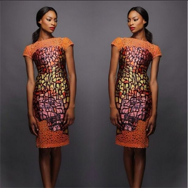 Lanre Da Silva-Ajayi Rock Delight Collection Vogue Talent - Bellanaija - September 2014002