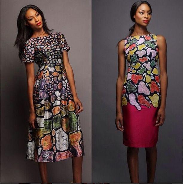 Lanre Da Silva-Ajayi Rock Delight Collection Vogue Talent - Bellanaija - September 2014003