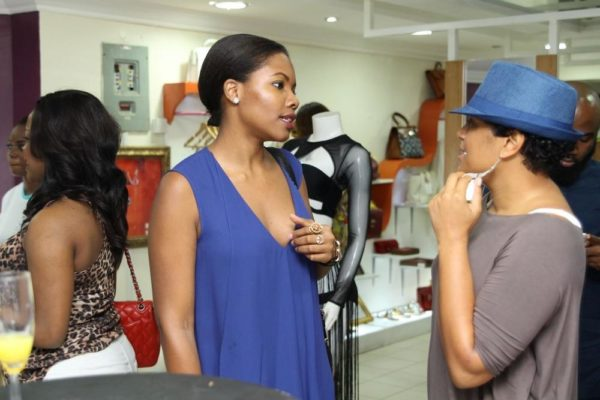 Le Petit Marche presents LPM Africa  - Bellanaija - September2014029