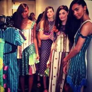 Lisa Folawiyo Spring Summer 2015 Collection New York - Bellanaija - September 2014001