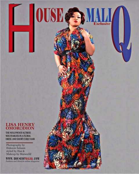 Lisa Omorodion ,September - 2014- Mgazine- Houseofmaliq