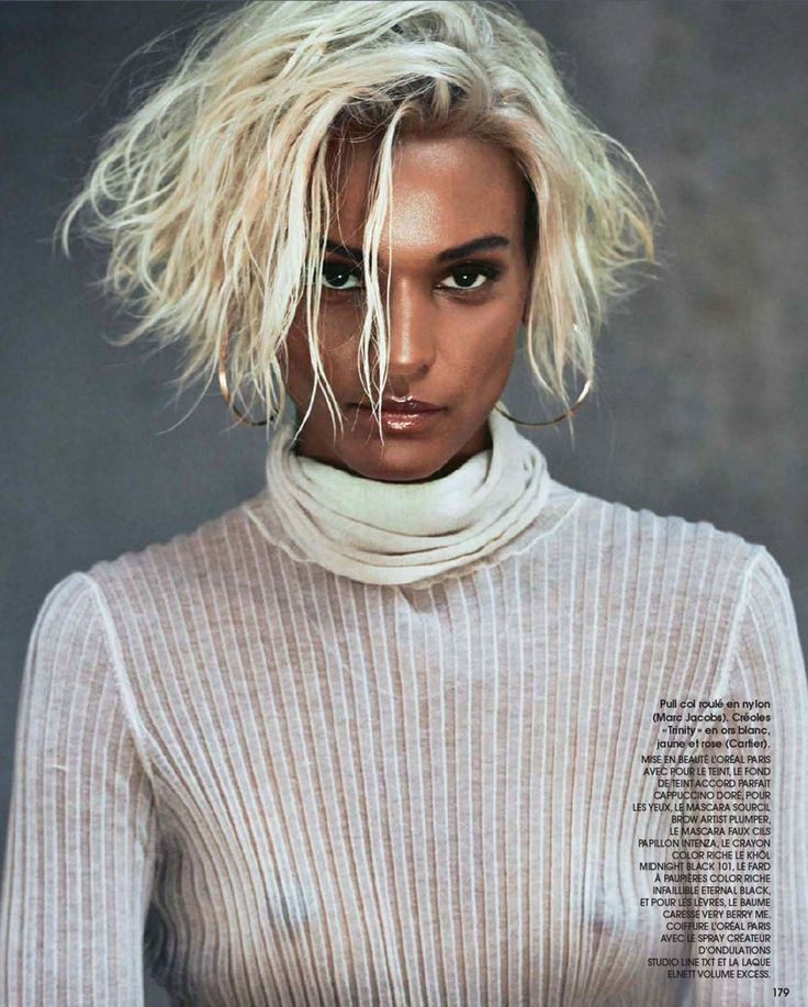 Liya Kebede for Marie Claire France October 2014 - Bellanaija - September2014005