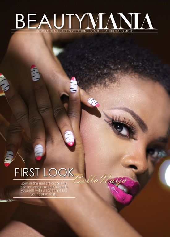 MANIA Magazine September 2014 issue BellaNaija 1