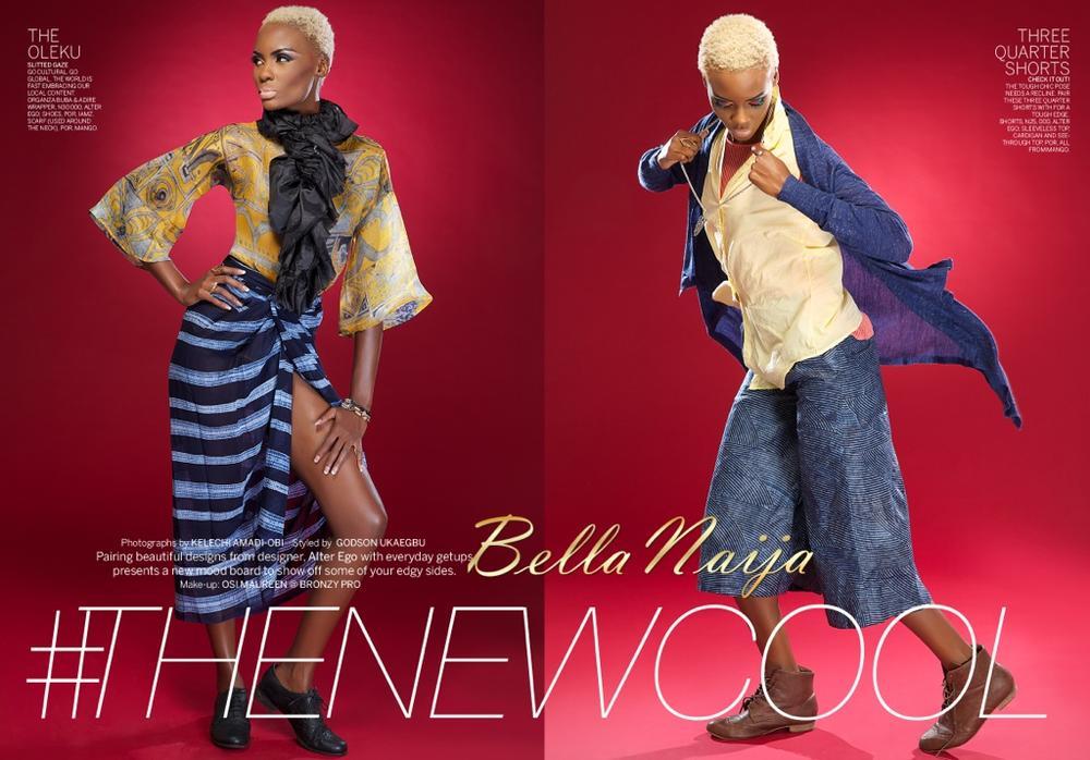 MANIA Magazine September 2014 issue BellaNaija 2