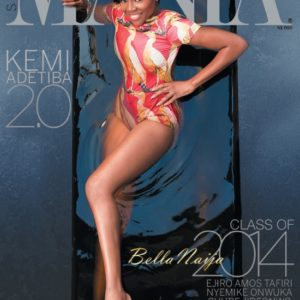 MANIA Magazine September 2014 issue BellaNaija 4