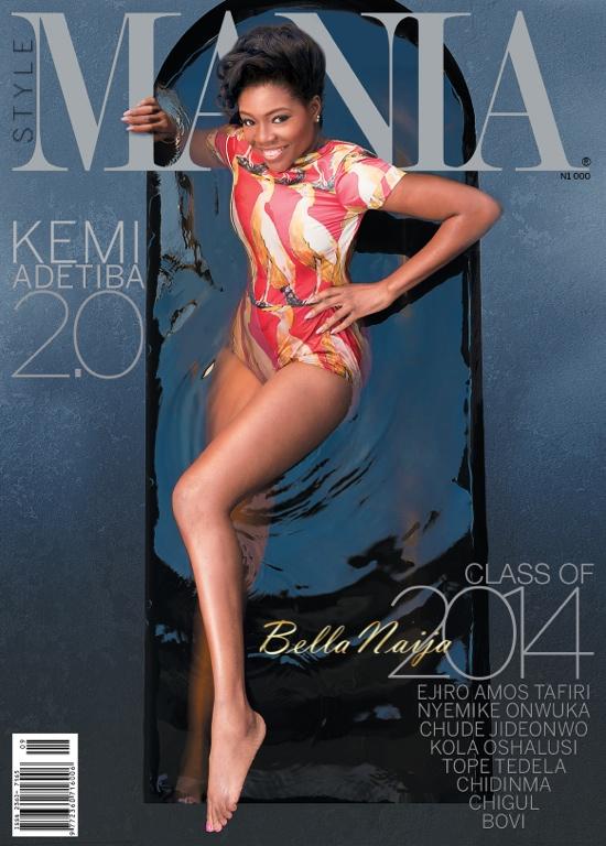 MANIA Magazine September 2014 issue BellaNaija 4