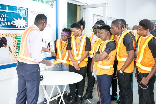 Maltina Dance All Families visit Nigerian Breweries Plc - Bellanaija - September2014002