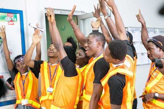 Maltina Dance All Families visit Nigerian Breweries Plc - Bellanaija - September2014003