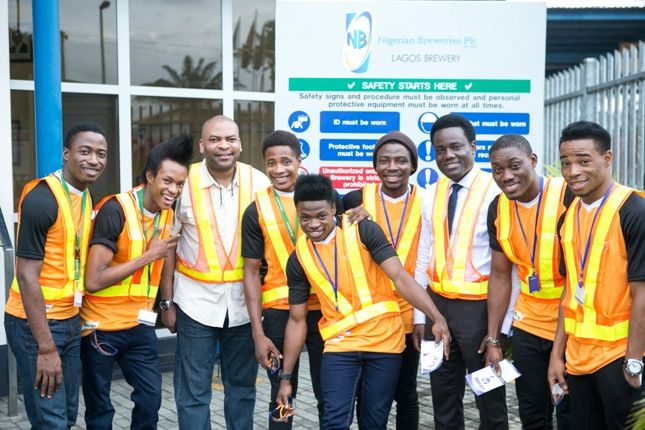 Maltina Dance All Families visit Nigerian Breweries Plc - Bellanaija - September2014008