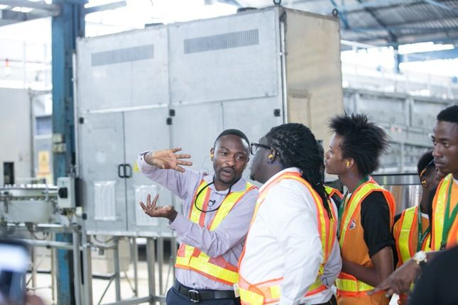Maltina Dance All Families visit Nigerian Breweries Plc - Bellanaija - September2014022