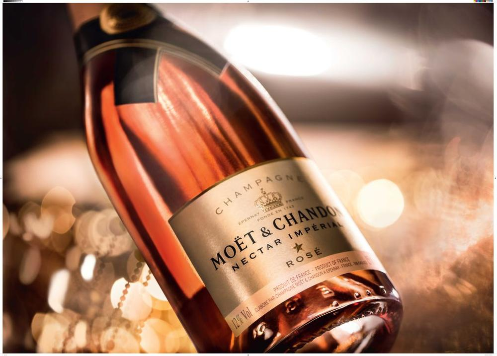 Moet & Chandon launches Nectar Imperial Rose & Light-Up Bottle (2)