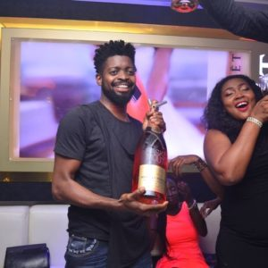 Moet Rose Nights hosts Basketmouth - Bellanaija - September2014028