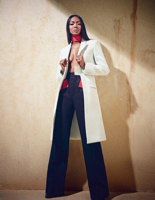 Naomi Campbell for Harper's Bazaar September issue - Bellanaija - September2014003