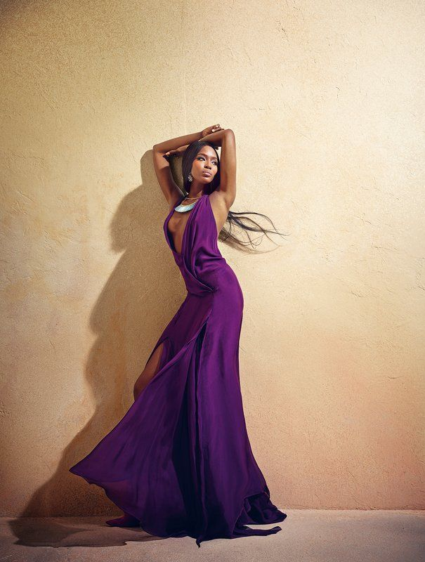 Naomi Campbell for Harper's Bazaar September issue - Bellanaija - September2014004