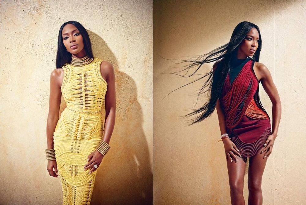 Naomi Campbell for Harper's Bazaar September issue - Bellanaija - September2014008