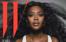 Naomi Campbell for W Magazine October 2014 issue - Bellanaija - September 2014