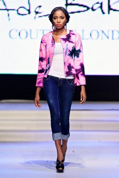 Native & Vogue Port Harcourt Fashion Week Ade Bakare Showcase - Bellanaija - September 2014 (1)