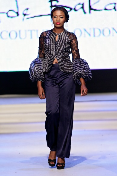 Native & Vogue Port Harcourt Fashion Week Ade Bakare Showcase - Bellanaija - September 2014 (12)
