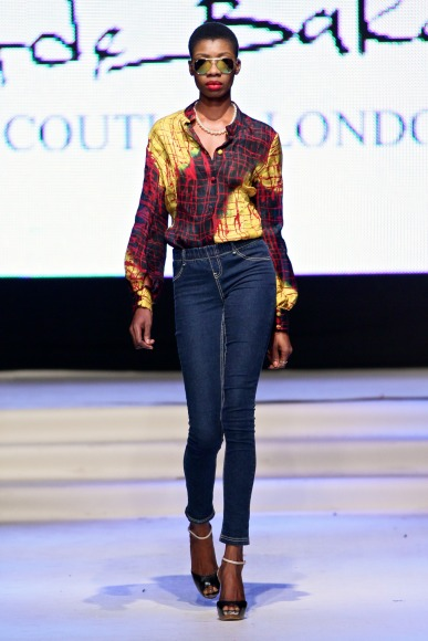 Native & Vogue Port Harcourt Fashion Week Ade Bakare Showcase - Bellanaija - September 2014 (2)