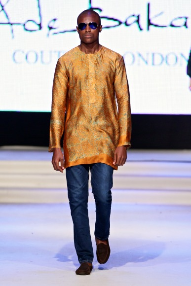 Native & Vogue Port Harcourt Fashion Week Ade Bakare Showcase - Bellanaija - September 2014 (20)