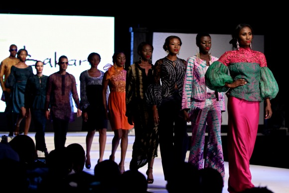 Native & Vogue Port Harcourt Fashion Week Ade Bakare Showcase - Bellanaija - September 2014 (22)