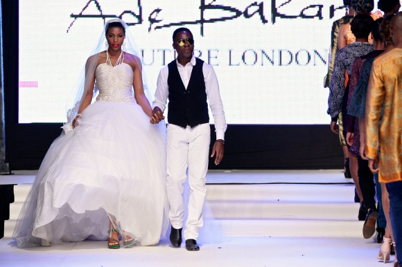 Native & Vogue Port Harcourt Fashion Week Ade Bakare Showcase - Bellanaija - September 2014 (23)