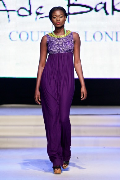 Native & Vogue Port Harcourt Fashion Week Ade Bakare Showcase - Bellanaija - September 2014 (6)