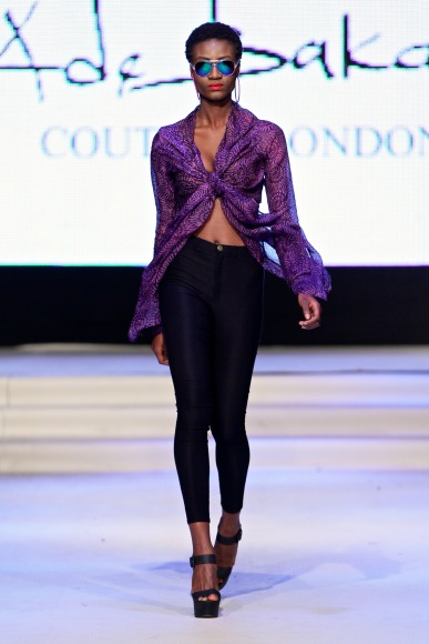 Native & Vogue Port Harcourt Fashion Week Ade Bakare Showcase - Bellanaija - September 2014 (7)