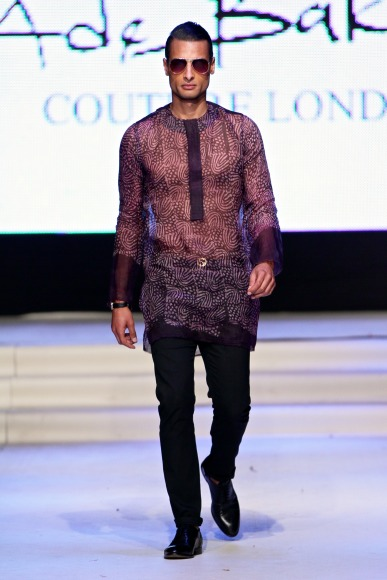 Native & Vogue Port Harcourt Fashion Week Ade Bakare Showcase - Bellanaija - September 2014 (8)