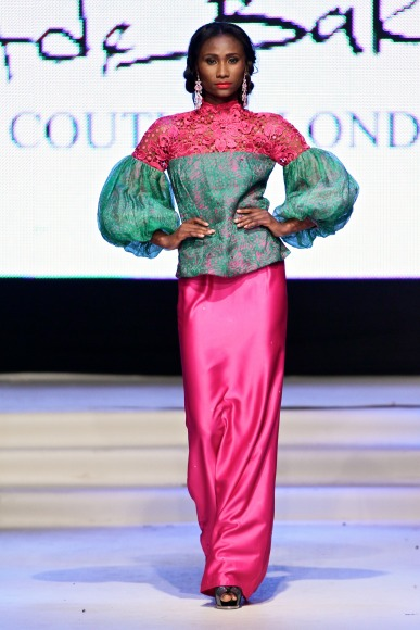 Native & Vogue Port Harcourt Fashion Week Ade Bakare Showcase - Bellanaija - September 2014 (9)