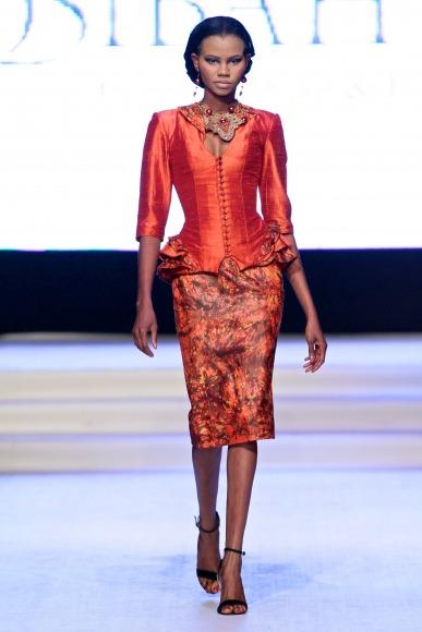 Native & Vogue Port Harcourt Fashion Week Kosibah Showcase - Bellanaija - September 2014 (4)