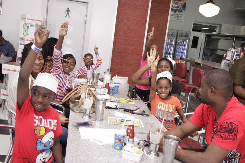 Nickelodeon Birthday Club - Bellanaija - September2014032