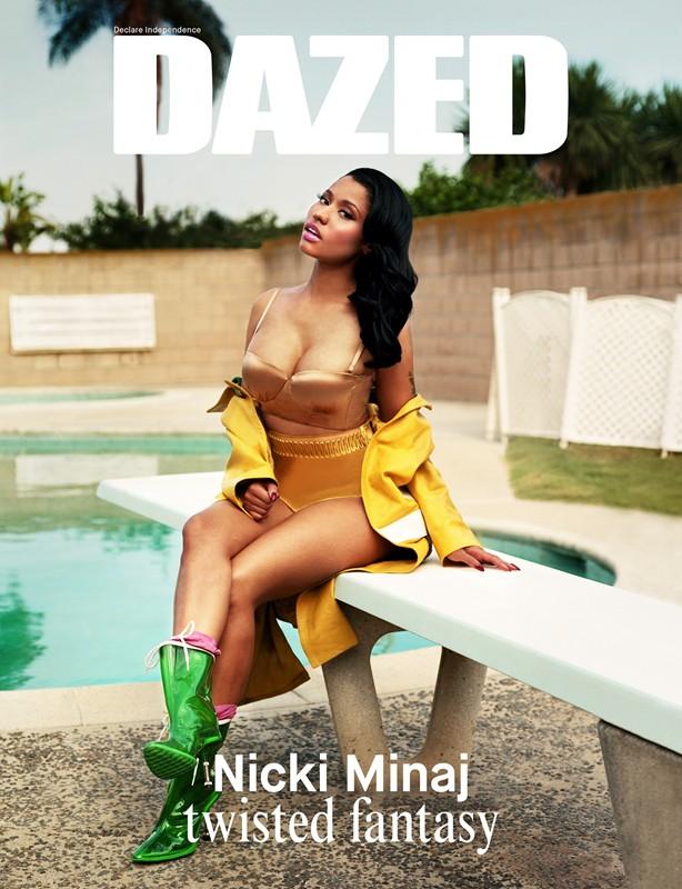 Nicki Dazed 1