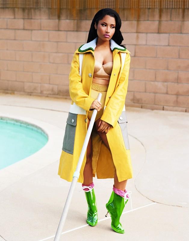 Nicki Dazed 2