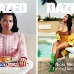 Nicki Minaj Dazed & Confused