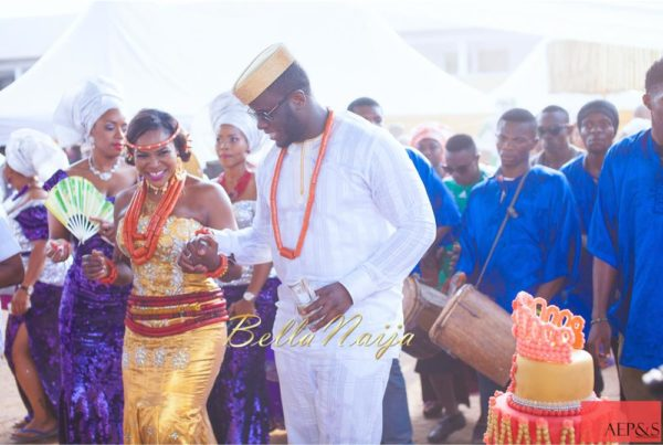 Nini & Ceejay | Sheeka Photography | Nigerian Igbo Wedding in Anambra | BellaNaija 0024