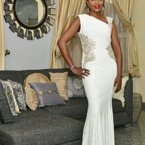 Omoni Oboli Being Mrs Elliot Lagos Premiere 1