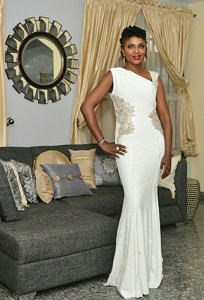 Omoni Oboli Being Mrs Elliot Lagos Premiere 1
