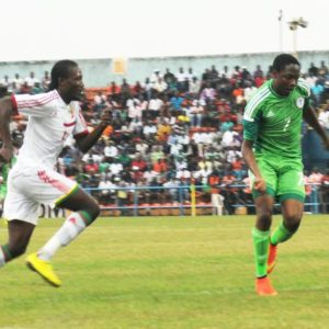 PIC. 15. NIGERIA-DR CONGO 2015 AFCON QUALIFYING MATCH IN CALABAR