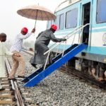 PIC. 2.   SURE-P INSPECTION LIGHT RAIL PROJECT IN ABUJA
