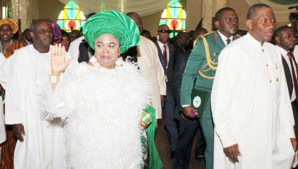 PIC.8. 54TH INDEPENDENCE ANNIVERSARY INTERDENOMINATIONAL CHURCH SERVICE IN ABUJA