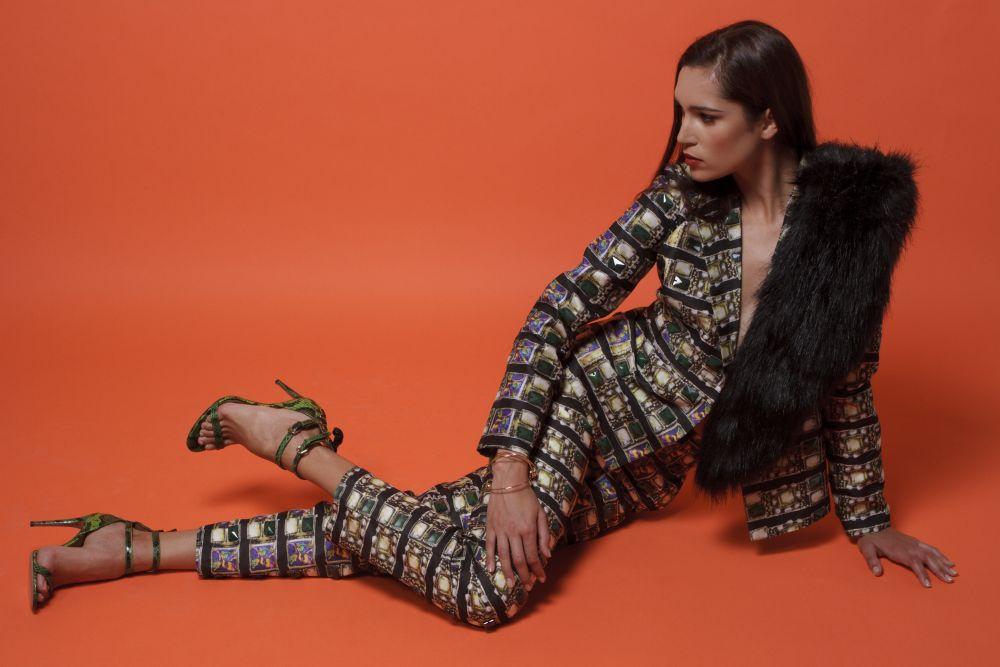 Pearls and Portraits Debut Collection Lookbook & Editorial - Bellanaija - September2014016